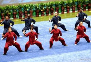 Китайская деревня претендует на звание мирового центра тайчи
