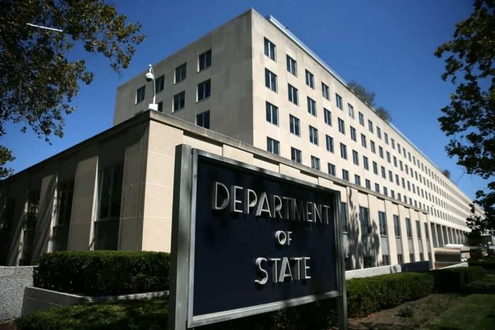 Госдеп США выделит $1,5 млн наразвитие демократии вКитайской народной республике