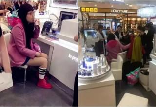 Китаянка потратила $600 тыс. на шопинг. Оказалось, что она больна раком