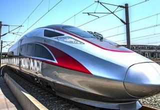 Китай разработал спецпоезд для зимних ОИ-2022