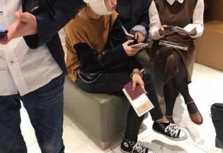 Китаянки застряли в корейском аэропорту после пластических операций. Их не узнали пограничники