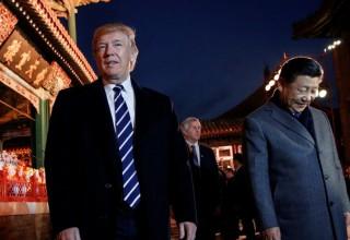 Дональд Трамп твитнул из Пекина о «незабываемом дне» в Китае
