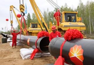 КНР завершила прокладку второго нефтепровода из РФ