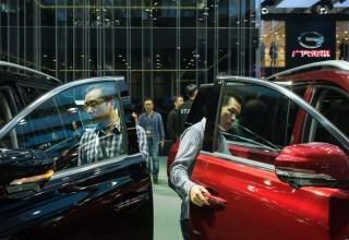 Китайские автомобили Trumpchi появятся в США