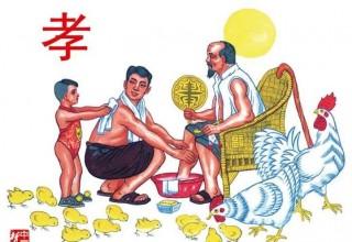Сыновья почтительность: истории китайцев, посвятивших жизнь тяжелобольным родителям