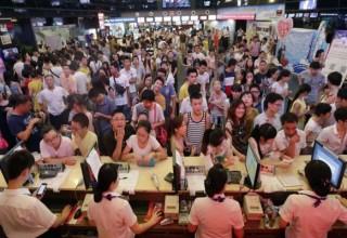 Китайские кинотеатры заработали рекордные $7,5 млрд за год