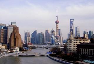 Шанхай очистил 90% водных ресурсов города