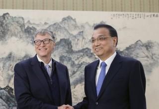 Билл Гейтс избран членом Академии инженерных наук КНР
