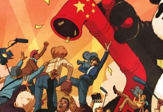 5 голливудских фильмов, измененных для Китая