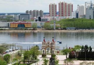 Россия и Китай введут безвизовый режим для автомобилистов в приграничных городах
