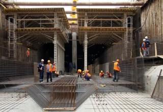 Китайские подрядчики приступили к строительству 3 станций московского метро