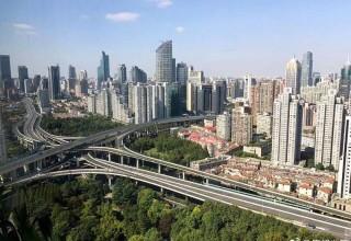 «Город-призрак»: Шанхай «вымер» во время визита Си Цзиньпина