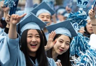Все больше китайских студентов едут учиться за рубеж