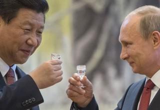 Китай поддержал решение Путина участвовать в президентских выборах