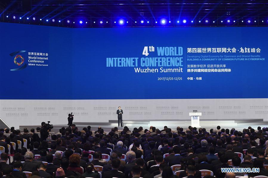 Пекин разработал индекс глобального развития интернета