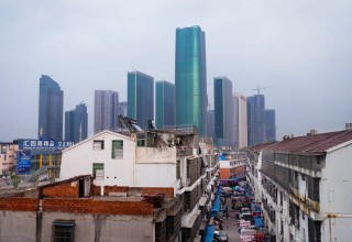 Иу — крупнейший в мире город-рынок