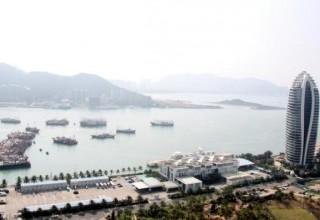 Хайнань строит крупнейший в Азии порт для круизных лайнеров
