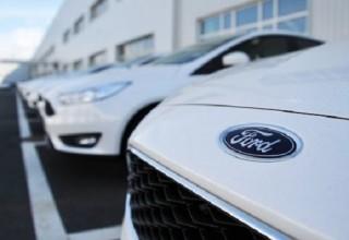 15 из новых моделей автомобилей Ford для Китая будут электрическими