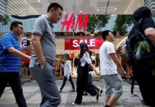 H&M откроет флагманский интернет-магазин на китайской площадке Tmall
