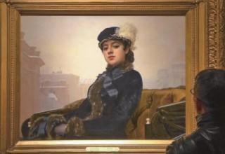 В Шанхае открылась выставка шедевров Третьяковской галереи