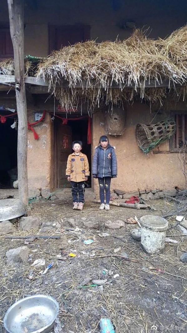 Китайский мальчик прославился в интернете: он пришел в школу за 4,5 км с инеем на волосах