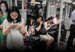 В 2017 году в Китае сократились продажи смартфонов