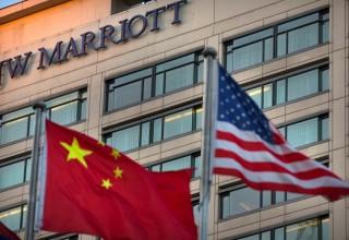 Китай закрыл сайт сети отелей Marriott. Тибет, Гонконг и Тайвань были указаны как отдельные страны