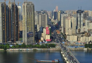 ВВП 14 городов Китая перешагнул отметку в триллион юаней