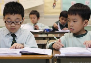 Китайские семьи тратят на дополнительное образование детей $870 в год
