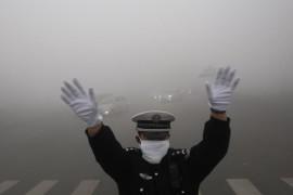 Государственные СМИ Китая нашли пять преимуществ загрязнения воздуха
