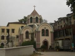 Россия поможет восстановить старейший православный храм Китая