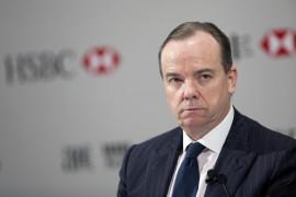 Стюарт Гулливер, HSBC