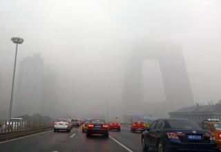 В рамках борьбы с загрязнением воздуха в Китае утилизируют 6 млн автомобилей