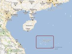 Китайский корабль затопил вьетнамское рыболовецкое судно