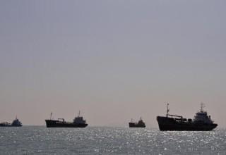 В результате столкновения судов у берегов Гонконга пропали 11 человек