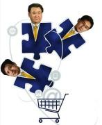 Tencent, Baidu и Wanda объединятся против Alibaba