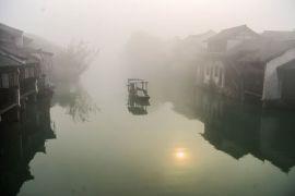 Учжэнь — исторический город на воде в провинции Чжэцзян, в котором на этой неделе прошла первая Мировая интернет-конференция.