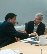 Глава государственного управления КНР по интернету посетил штаб-квартиры Facebook и Apple