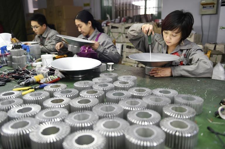 Рост ВВП Китая в 2014 году стал минимальным за последние 24 года