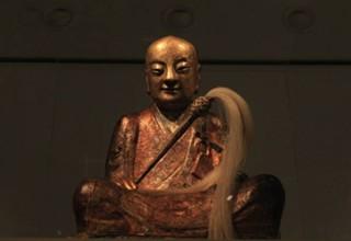Жители китайской деревни объявили своей статую Будды с монахом внутри