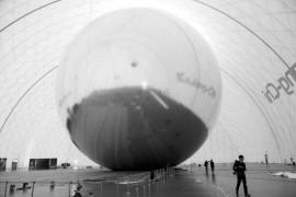 китайский воздушный шар Путешественник
