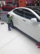 tesla car china