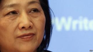 арест журналистки Китай