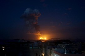 Взрыв на химическом заводе Dragon Aromatics в Китае