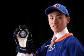 Сун Аньдун китайский игрок в НХЛ
