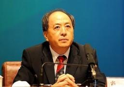 Заместитель министра спорта КНР Сяо Тянь.