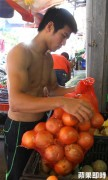продавец фруктов Тайвань