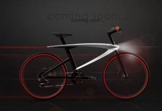 LeTV представила свой первый смарт-велосипед