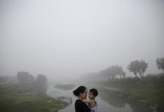 Загрязнение воздуха в Китае убивает более 4 тыс людей в день