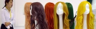 китайские парики, продажа париков в африку